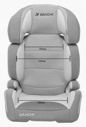 Автокресло Daiichi Sporty Junior Cool Grey (цвет холодно-серый)
