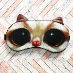 Маска для глаз Кот.