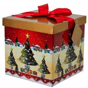 Подарочная Коробка-трансформер, малая