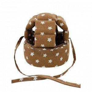 """Шлем для защиты головы """"White Stars"""""""