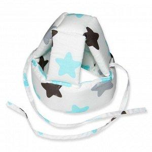 """Шлем для защиты головы малыша """"Blue Black"""""""
