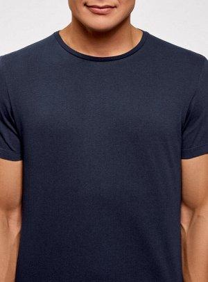 Комплект из трех базовых футболок