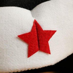 """Набор банный сумка темная шапка,коврик,рукавица """"Ушанка"""""""
