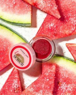 VS Скраб для губ сахарный  (в баночке) тон 01, ягодный  NEW