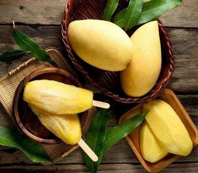 Вкуснейшее замороженное манго, Акция от 368р за кг