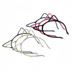 Ободок для волос BERIOTTI, 0,5 см, 2 дизайна