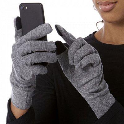 """СпортZAL — товары для здоровья и спорта — Женские перчатки с технологией """"Touch"""" — Перчатки и варежки"""