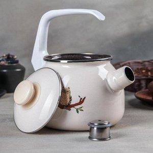Чайник «Совы», 2,5 л