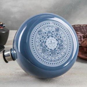 Чайник Grey, 3 л, цвет серый