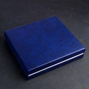 Набор столовый «Уралочка», 24 предмета, с частичным декоративным покрытием