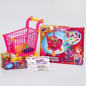 """Игровой набор """"Магия покупок"""" малая, 26 предметов, WINX"""