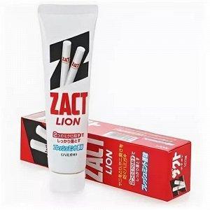 "LION Зубная паста ""Zact"" для устранения никотинового налета и запаха табака"