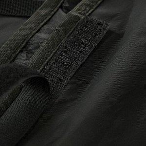 Чехол грязезащитный в багажник, оксфорд 210ПУ,  размер: 155х105х45 см