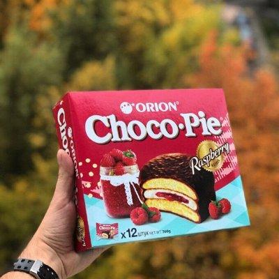 """Сладости 🍫для вашей радости☕️ — С любовью из Кореи """"Choco Pie"""" — Кондитерские изделия"""