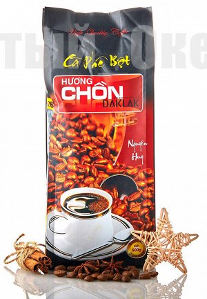 Молотый Кофе Чон 500 (черная пачка)