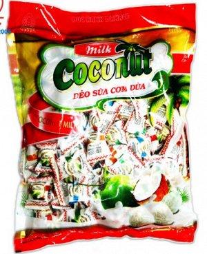 Кокосовые молочные конфеты