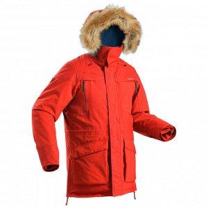 Парка водонепроницаемая походная мужская SH500 ULTRA-WARM -20°C