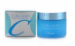 Увлажняющий крем с коллагеном Collagen Moisture Essential Cream