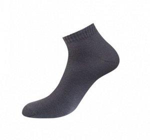 Укороченные гладкие эластичные всесезонные мужские носки GOLDEN LADY