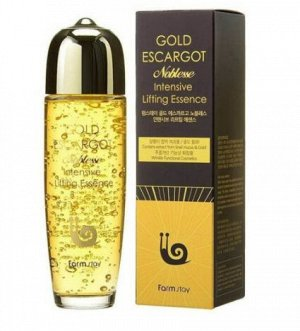 Лифтинг-эссенция для упругости кожи с  экстрактом королевской улитки   Gold Escargot Noblesse Intensive Lifting Essence