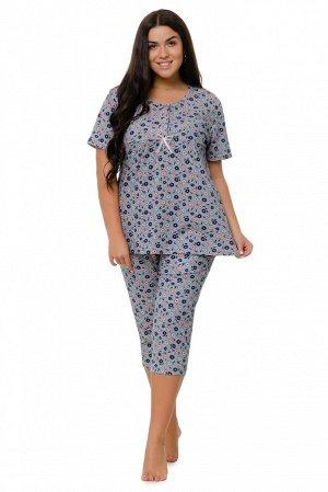 Пижама Ткань: Кулирка Состав: 100% хлопок