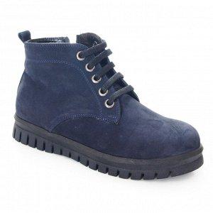 Ботинки Страна производитель: Турция Размер женской обуви x: 36 Полнота обуви: Тип «F» или «Fx» Вид обуви: Ботинки Сезон: Зима Материал верха: Нубук Материал подкладки: Натуральный мех Каблук/Подошва: