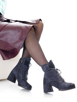 Ботинки Страна производитель: Китай Размер женской обуви x: 36 Полнота обуви: Тип «F» или «Fx» Вид обуви: Ботинки Сезон: Зима Материал верха: Замша Материал подкладки: Натуральный мех Высота каблука (