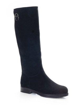 Сапоги Страна производитель: Китай Размер женской обуви x: 37 Полнота обуви: Тип «F» или «Fx» Сезон: Зима Вид обуви: Сапоги Материал верха: Замша Материал подкладки: Натуральный мех Каблук/Подошва: Ка