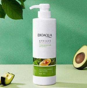 Гель для душа Bioaqua c экстрактом Авокадо, 500 мл.