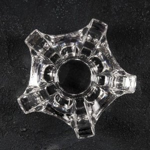 Подставка для подогрева «Звезда», 13,5?13,5?5,5 см