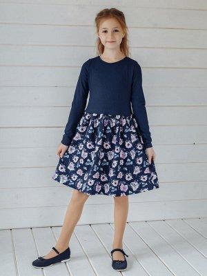 Платье Осенние розы MAX