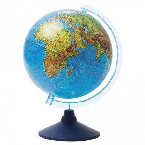 """Глобус физический GLOBEN """"Классик Евро"""", диаметр 250 мм, Ке012500186"""