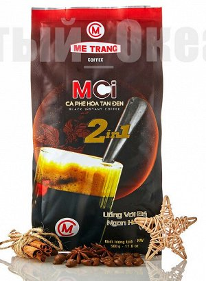 Растворимый кофе Ми Транг 2 в 1