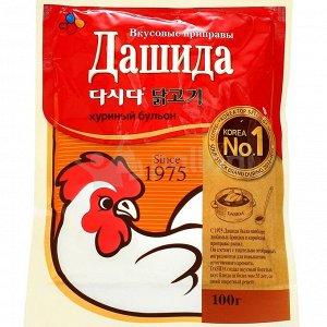 Приправа со вкусом курицы Дасида / Дашида, Корея 100 г