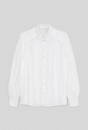 Блузка жен. Barti белый