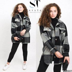 Пальто-рубашка 65907