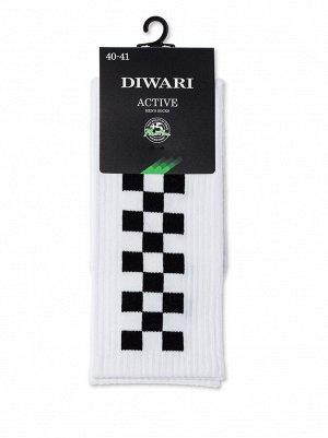 DiWaRi Active Носки мужские спортивная резинка