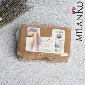 Носки женские с лайкрой MilanKo 072