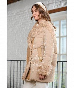 Куртка на натуральном пухе Артикул: 29619-85-KM-BR