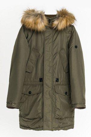 80860/1 (хаки) Куртка для мальчика