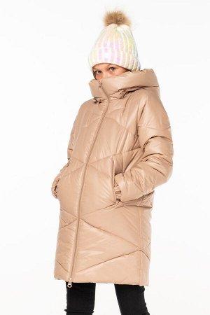 90689/4 (белый) Пальто для девочки