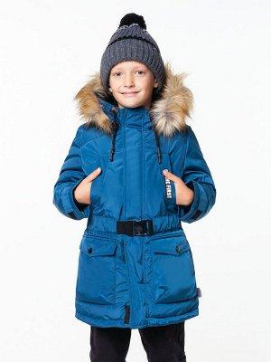 90576/2 (синий) Куртка для мальчика