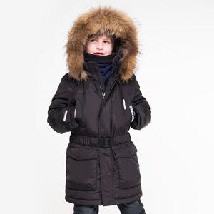 90576/1 (черный) Куртка для мальчика