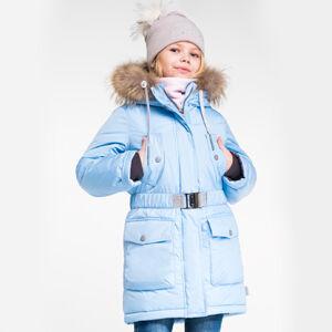 90558/2 (голубой) Куртка для девочки