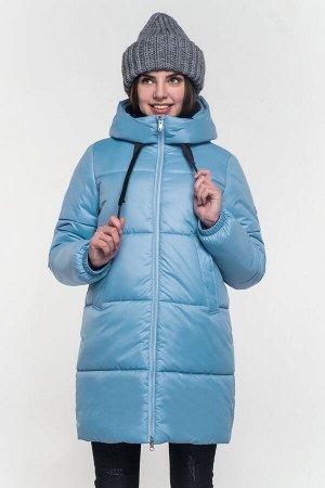 80844/1 (розовый) Пальто для девочки