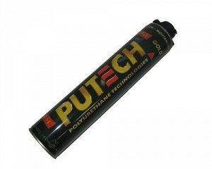 Проф. пеногерметик PU-Tech PUTECH pro GOLD 65 литров всесезонная 750 мл (16/уп)