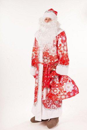 1027 к-18 Дед Мороз Морозко размер 182-54-56