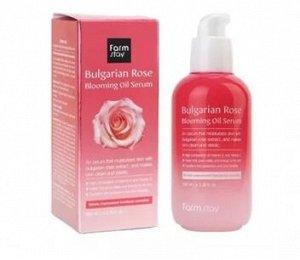 Сыворотка с экстрактом болгарской розы  Bulgarian Rose Blooming Oil Serum