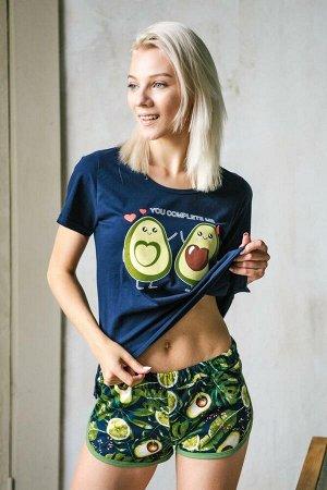 Костюм женский, Авокадо