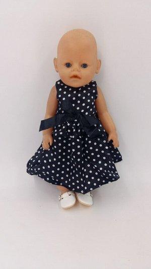 Платье 4 Одежда для беби бона и кукол 40-43 см